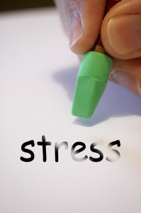 Rub out Moving House Stress